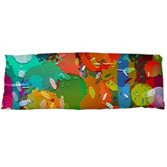 Background Colorful Abstract Body Pillow Case (dakimakura)