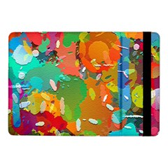 Background Colorful Abstract Samsung Galaxy Tab Pro 10 1  Flip Case