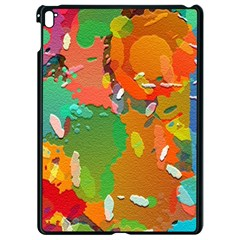 Background Colorful Abstract Apple Ipad Pro 9 7   Black Seamless Case