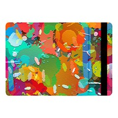 Background Colorful Abstract Apple Ipad Pro 10 5   Flip Case