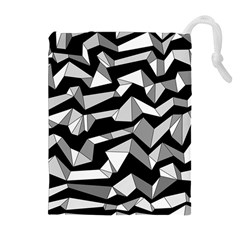 Polynoise Lowpoly Drawstring Pouches (extra Large) by jumpercat