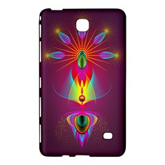 Abstract Bright Colorful Background Samsung Galaxy Tab 4 (8 ) Hardshell Case