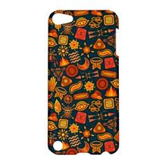 Pattern Background Ethnic Tribal Apple Ipod Touch 5 Hardshell Case