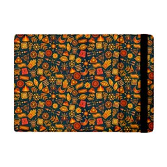 Pattern Background Ethnic Tribal Apple Ipad Mini Flip Case by Nexatart
