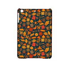 Pattern Background Ethnic Tribal Ipad Mini 2 Hardshell Cases