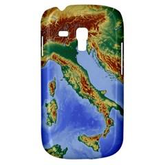 Italy Alpine Alpine Region Map Galaxy S3 Mini
