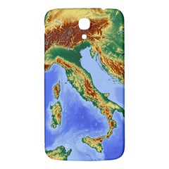 Italy Alpine Alpine Region Map Samsung Galaxy Mega I9200 Hardshell Back Case