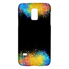 Frame Border Feathery Blurs Design Galaxy S5 Mini