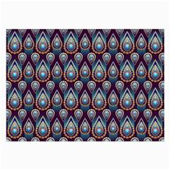 Seamless Pattern Pattern Large Glasses Cloth