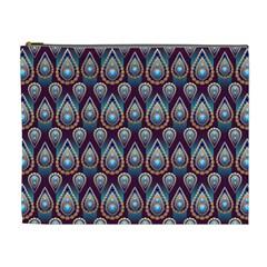 Seamless Pattern Pattern Cosmetic Bag (xl)
