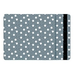 Floral Dots Blue Apple Ipad Pro 10 5   Flip Case by snowwhitegirl