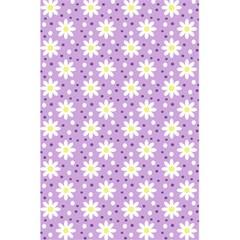 Daisy Dots Lilac 5 5  X 8 5  Notebooks by snowwhitegirl