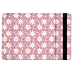 Daisy Dots Pink Ipad Air 2 Flip by snowwhitegirl