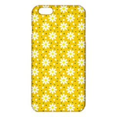 Daisy Dots Yellow Iphone 6 Plus/6s Plus Tpu Case by snowwhitegirl