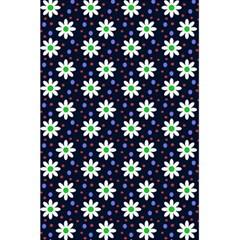 Daisy Dots Navy Blue 5 5  X 8 5  Notebooks by snowwhitegirl