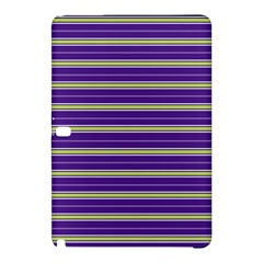 Color Line 1 Samsung Galaxy Tab Pro 12 2 Hardshell Case by jumpercat