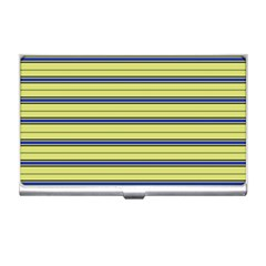 Color Line 3 Business Card Holders by jumpercat