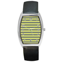 Color Line 3 Barrel Style Metal Watch by jumpercat