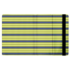 Color Line 3 Apple Ipad Pro 9 7   Flip Case by jumpercat