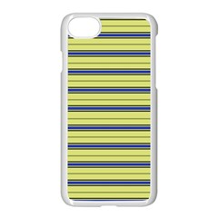 Color Line 3 Apple Iphone 7 Seamless Case (white) by jumpercat