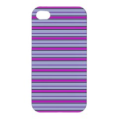 Color Line 4 Apple Iphone 4/4s Hardshell Case by jumpercat