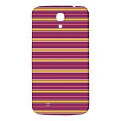 Color Line 5 Samsung Galaxy Mega I9200 Hardshell Back Case by jumpercat