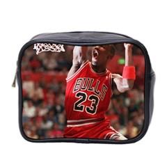 Michael Jordan Mini Toiletries Bag 2 Side by LABAS