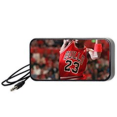 Michael Jordan Portable Speaker by LABAS