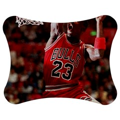 Michael Jordan Jigsaw Puzzle Photo Stand (bow) by LABAS