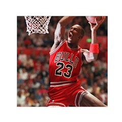 Michael Jordan Small Satin Scarf (square)
