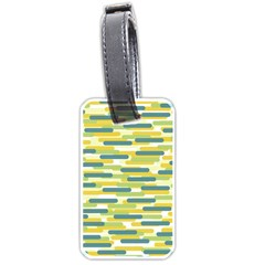 Fast Capsules 2 Luggage Tags (two Sides) by jumpercat