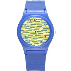 Fast Capsules 2 Round Plastic Sport Watch (s) by jumpercat
