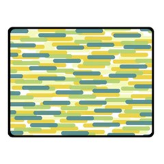 Fast Capsules 2 Double Sided Fleece Blanket (small)  by jumpercat
