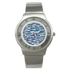 Fast Capsules 3 Stainless Steel Watch by jumpercat