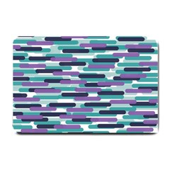 Fast Capsules 3 Small Doormat  by jumpercat