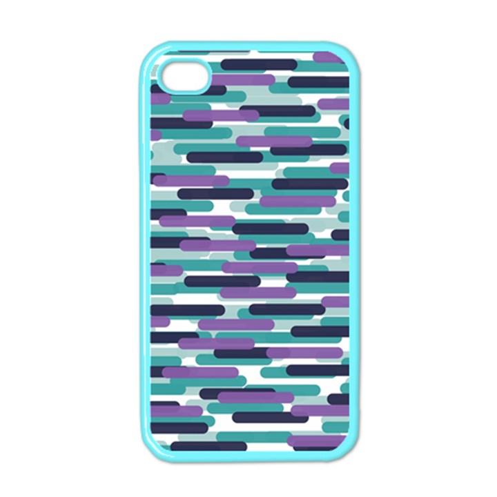 Fast Capsules 3 Apple iPhone 4 Case (Color)