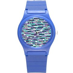 Fast Capsules 3 Round Plastic Sport Watch (s) by jumpercat