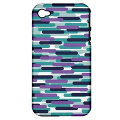 Fast Capsules 3 Apple Iphone 4/4s Hardshell Case (pc+silicone) by jumpercat