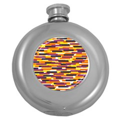 Fast Capsules 4 Round Hip Flask (5 Oz) by jumpercat