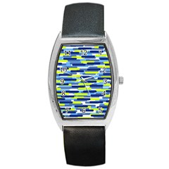 Fast Capsules 5 Barrel Style Metal Watch by jumpercat