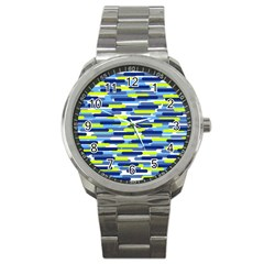 Fast Capsules 5 Sport Metal Watch by jumpercat