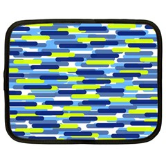 Fast Capsules 5 Netbook Case (large) by jumpercat