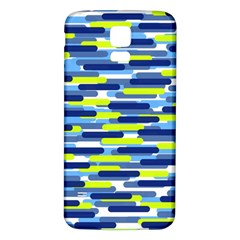 Fast Capsules 5 Samsung Galaxy S5 Back Case (white) by jumpercat