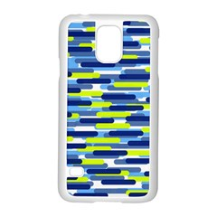 Fast Capsules 5 Samsung Galaxy S5 Case (white) by jumpercat