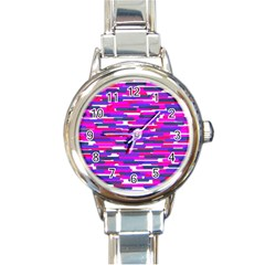 Fast Capsules 6 Round Italian Charm Watch by jumpercat
