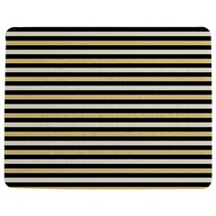 Black And Gold Stripes Jigsaw Puzzle Photo Stand (rectangular) by jumpercat