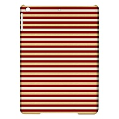 Gold And Wine Ipad Air Hardshell Cases by jumpercat