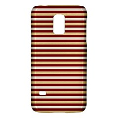 Gold And Wine Galaxy S5 Mini by jumpercat