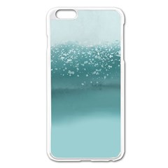 Waterworks Apple Iphone 6 Plus/6s Plus Enamel White Case by theunrulyartist