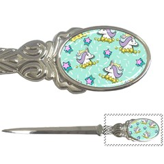 Magical Happy Unicorn And Stars Letter Openers by allthingseveryday